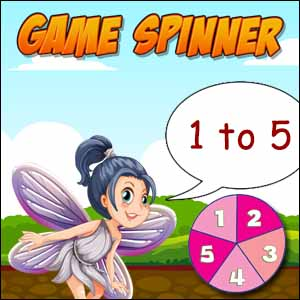 spin to win math game