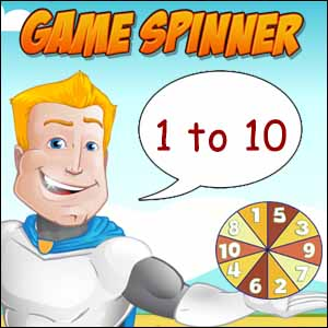 Electronic Game Spinner