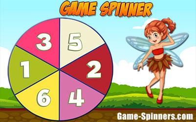 online spinner (1-6)